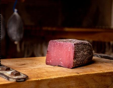 Bündnerfleisch und Hobelfleisch