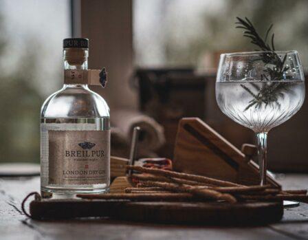 Bündner Gin, Rötali und Weine